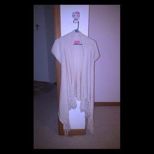 Betsey Johnson cardigan size small